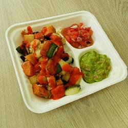 Roast vegetables burrito bowl thumbnail