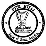 Per Kilo South American Food logo