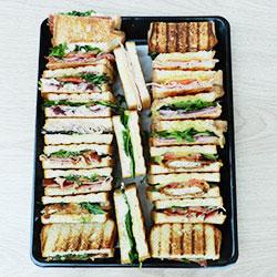 Breakfast toastie thumbnail