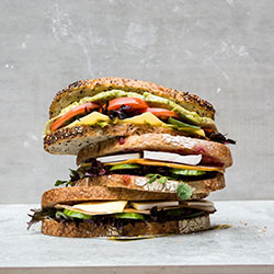 Sourdough sandwiches thumbnail