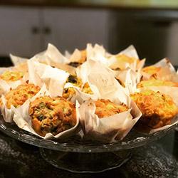 Signature savoury muffins thumbnail