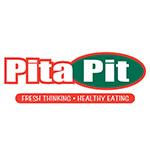 Pita Pit Green Square logo