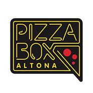 Pizza Box Altona logo