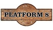 Platform 8 logo