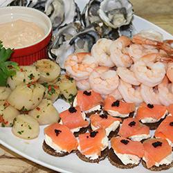Cold seafood platter thumbnail