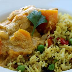 Chicken Korma  thumbnail