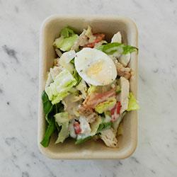 Classic chicken Caesar salad thumbnail