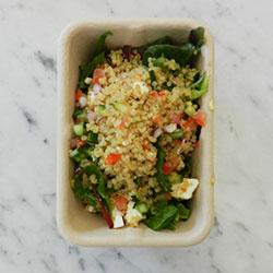 Moroccan quinoa salad thumbnail