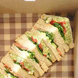 Triangle point sandwich thumbnail