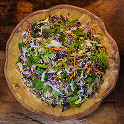 Asian slaw platter thumbnail