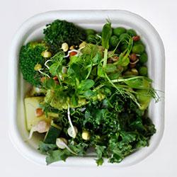 Green goddess super bowl thumbnail
