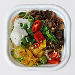 Miso tofu super bowl thumbnail