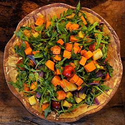 Roasted vegetable salad platter thumbnail