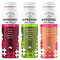 Impressed cold pressed juice - 325ml thumbnail