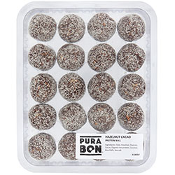 Hazelnut cacao protein balls - catering pack thumbnail