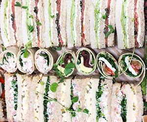 Premium ribbon sandwiches and wraps package thumbnail