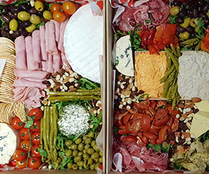 Deli Antipasto platter thumbnail