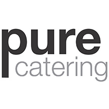 Pure Catering logo