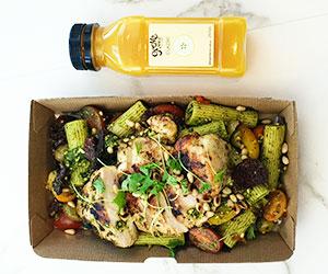 Chicken lunch box thumbnail