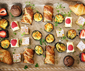 Sweet and savoury platter thumbnail