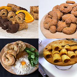 Sweet and savoury pastries package thumbnail