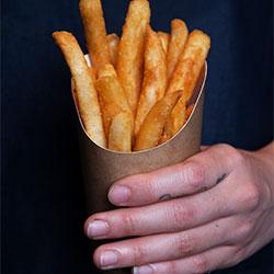 Hot chips - serves 10 thumbnail