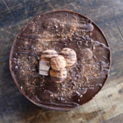 Snickers cake thumbnail