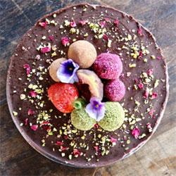 Turkish delight cake thumbnail