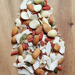 Complextion fruit and nut bag - 250g thumbnail