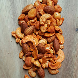 Hot and spicy nuts bag - 200g thumbnail