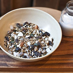 House blend granola bowl thumbnail
