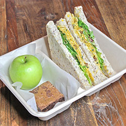 Sandwich and sweet lunch box thumbnail