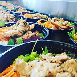 Poke You - chicken poke salad thumbnail