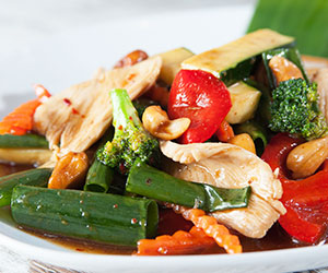 Cashew nut sauce stir fried thumbnail
