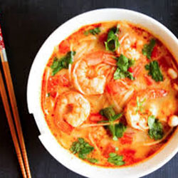 Tom yum noodle soup thumbnail