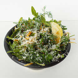 Rocket and pear salad thumbnail