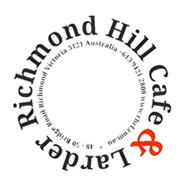 Richmond Hill Cafe and Larder logo