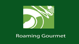 Roaming Gourmet logo