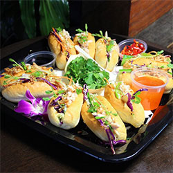 Banh mi Vietnamese rolls thumbnail