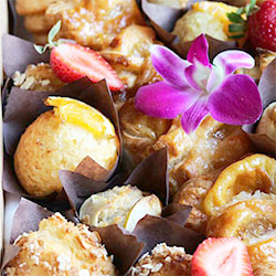 Muffin and pastry basket thumbnail