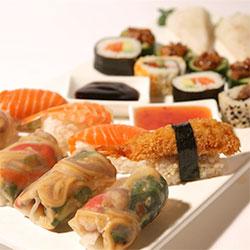 Oriental platter thumbnail