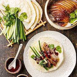 Peking duck pancakes thumbnail