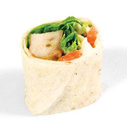 Satay chicken burrito bites thumbnail