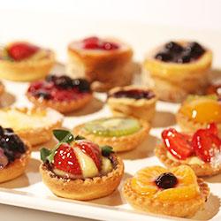Sweet tartlets thumbnail