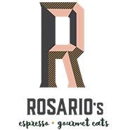 Rosarios Espresso Gourmet Eats logo