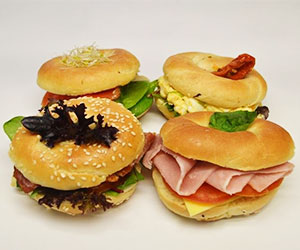 Breakfast bagel thumbnail