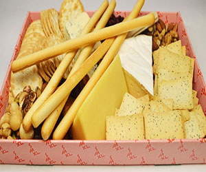 Cheese and nut platter thumbnail