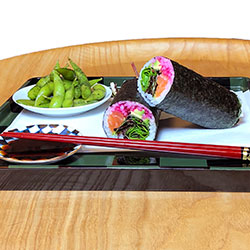Hand roll lunch pack thumbnail