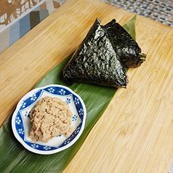 Tuna mayonnaise onigiri thumbnail