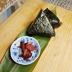 Japanese pickled cucumber (shibazuke) thumbnail